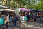 Hahnentor Meet and Eat Wochenmarkt