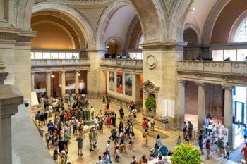 MET Foyer