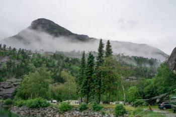 Campingplatz Odda
