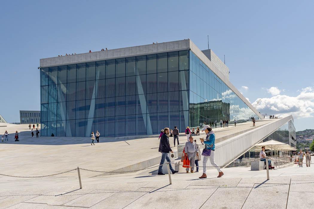 Die TOP 22 Oslo Sehenswürdigkeiten Highlights