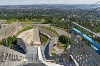 Holmenkollenbakken Oslo