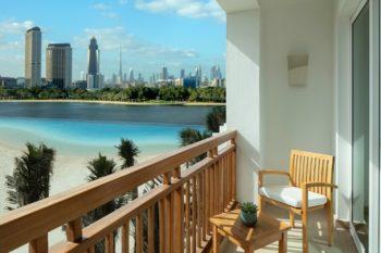 Park Hyatt Zimmer mit Balkon