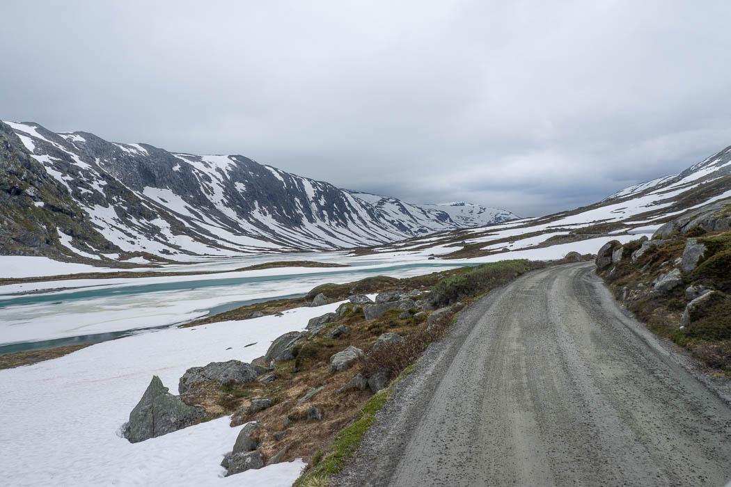 Landschaftsroute Strynfjellsvegen
