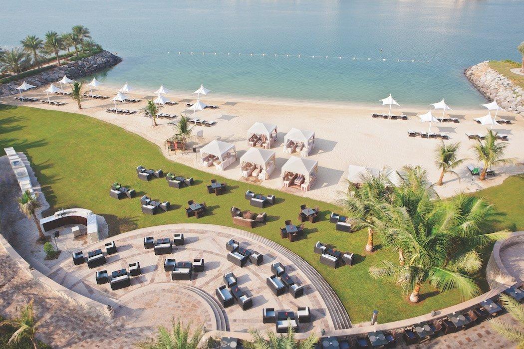 Traders Hotel Abu Dhabi Privatstrand