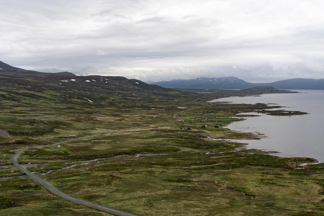 Landschaftsroute Valdresflye