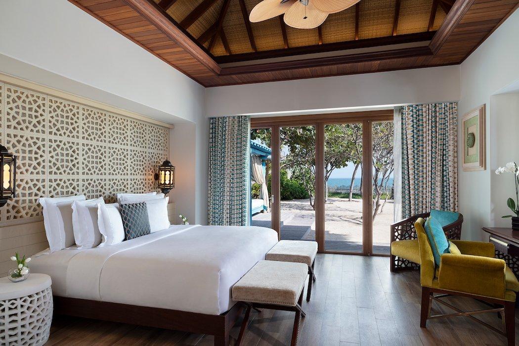Zimmer im Banana Island Resort