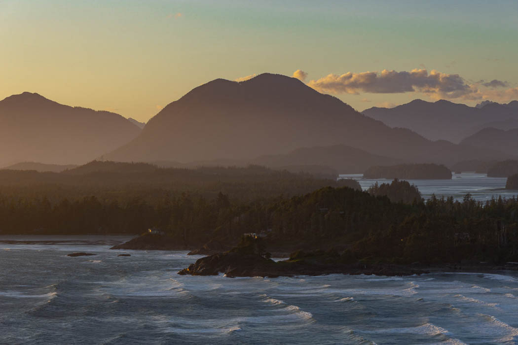 Blick Cox Bay Lookout