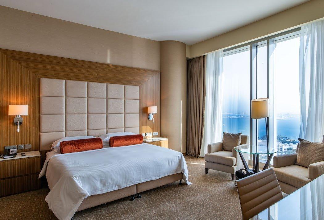 Zimmer im City Centre Rotana Doha