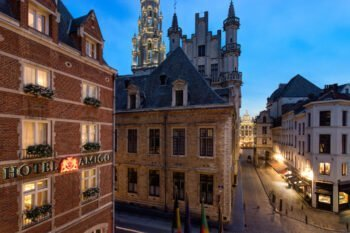 Brüssel Hoteltipps: Wo übernachtest du am besten?
