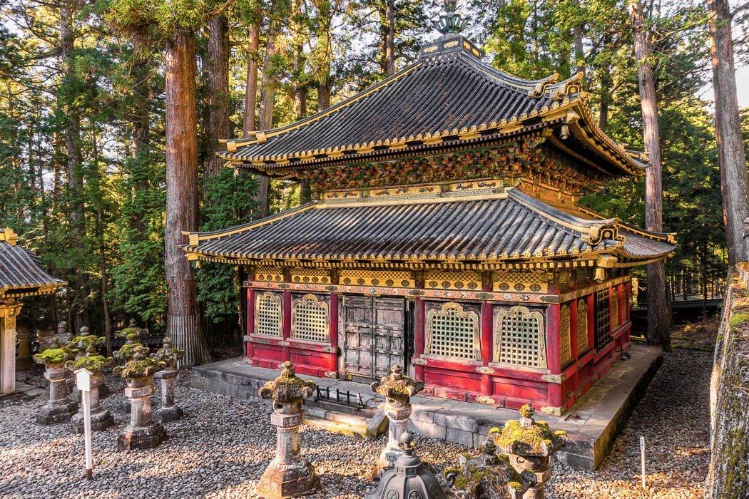 Toshogu Schrein in Nikko