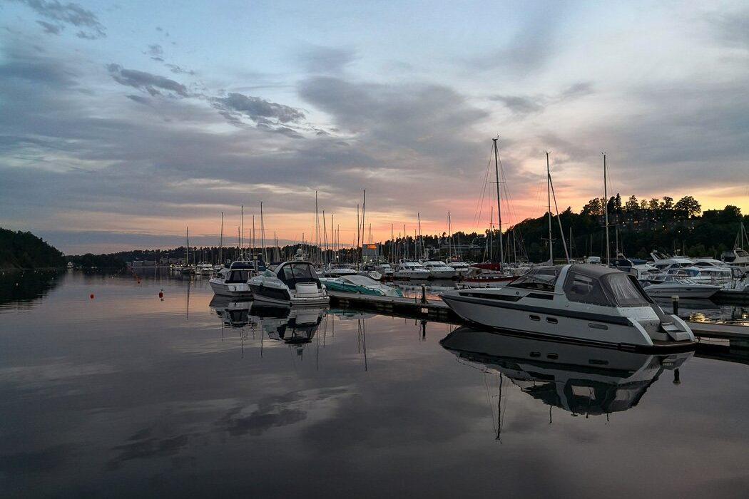Oslo Bygdøy Sjølyst Marina