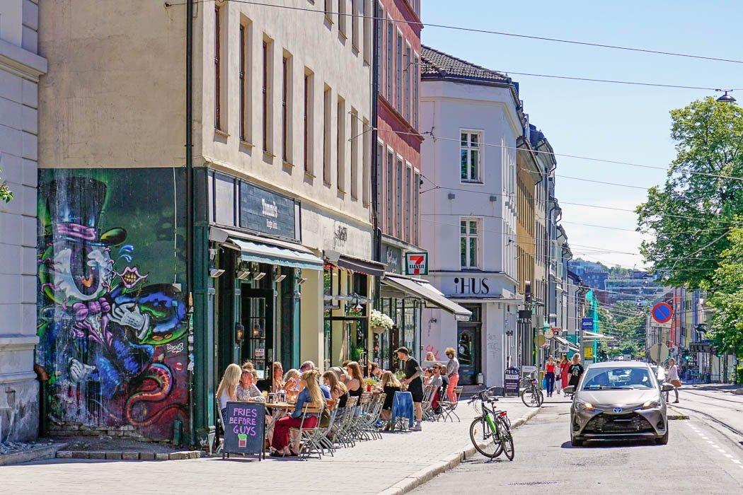 Oslo Grünerløkka