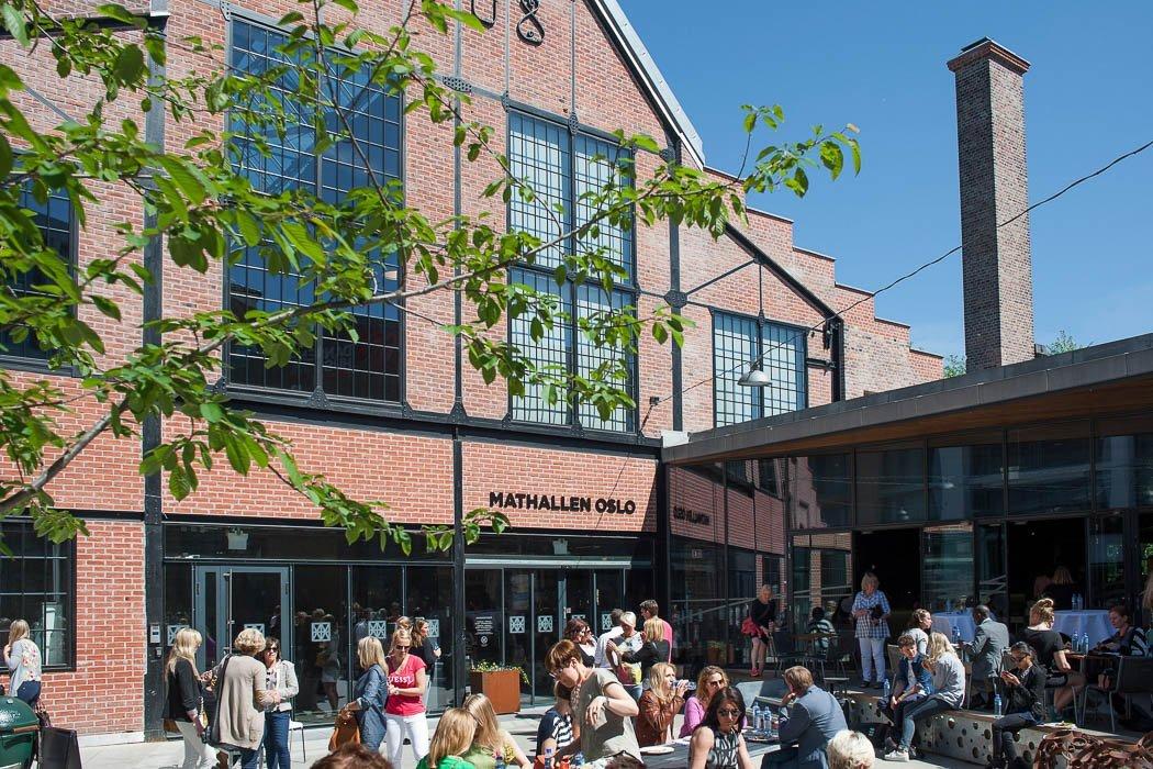 Oslo Mathallen