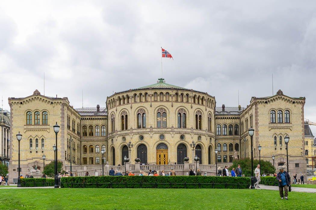 Oslo Parlamentsgebäude