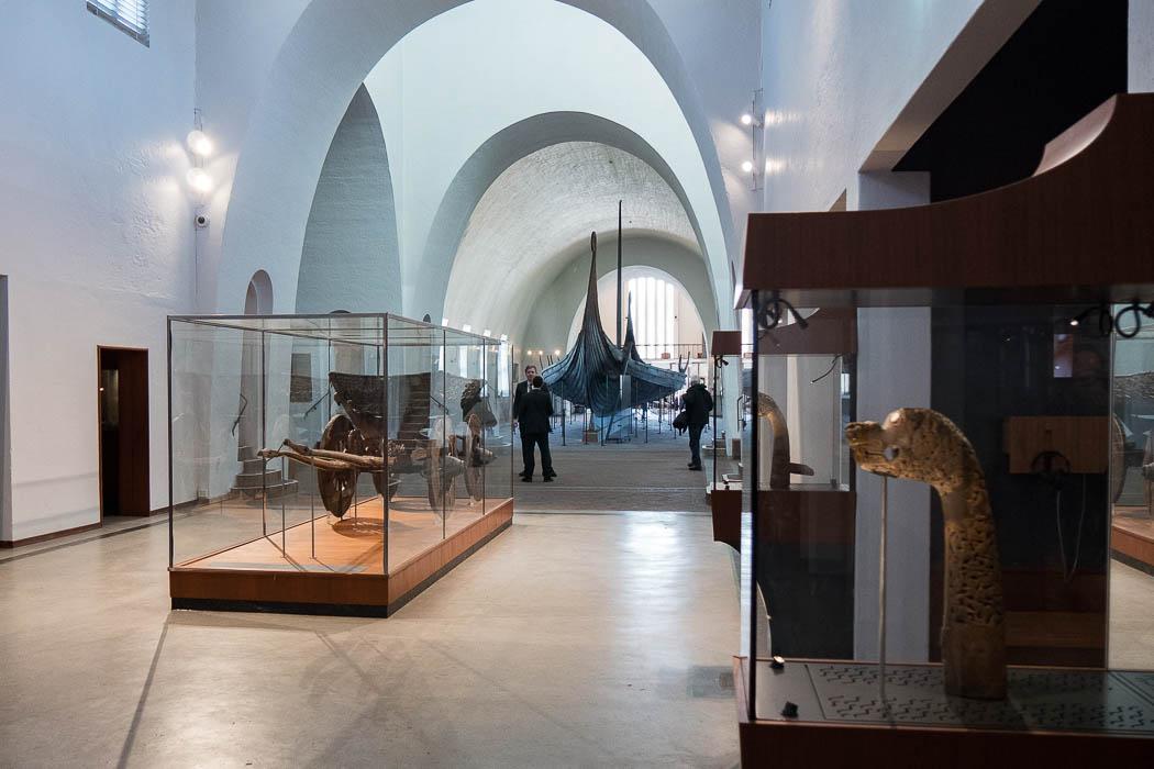 Wikingerschiffmuseum in Oslo