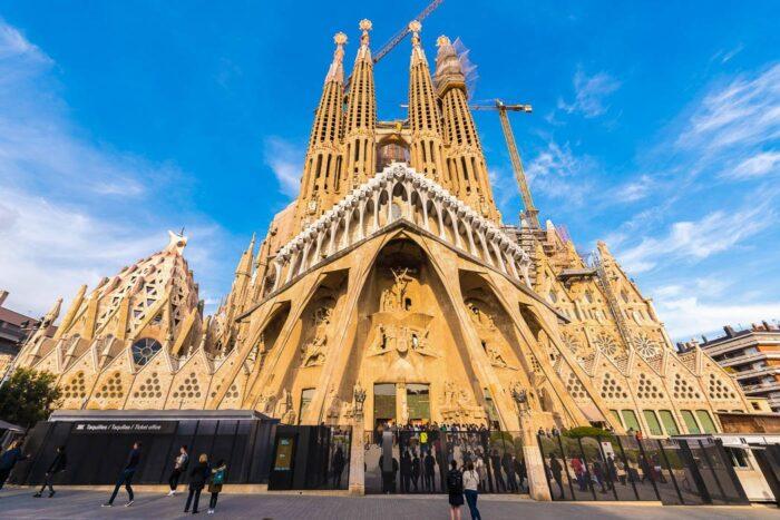 Ein Wochenende in Barcelona: Programm für 3 Tage