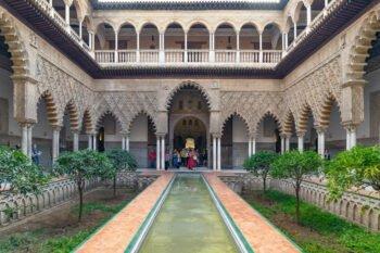 Real Alcázar: Alle Infos für deinen Besuch im Königspalast von Sevilla