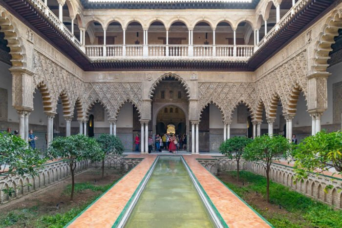 Real Alcázar: Alle Infos für deinen Besuch im Königspalast