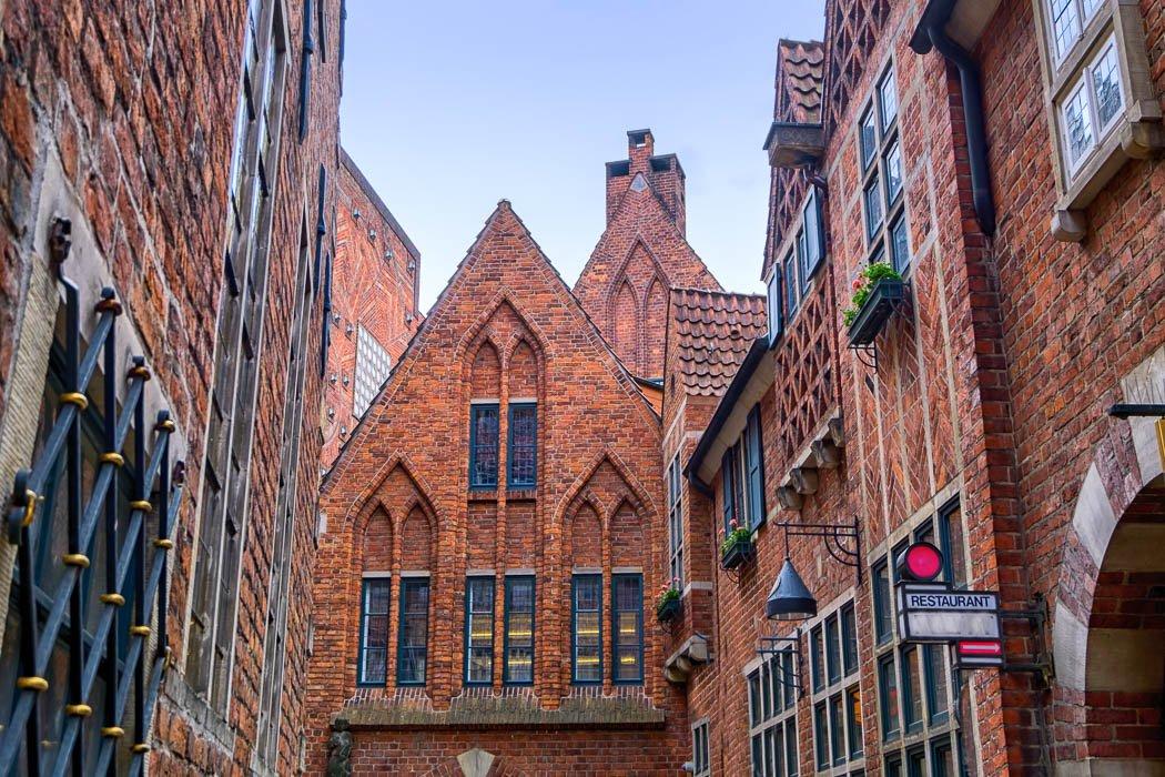 Bremen Böttcherstraße