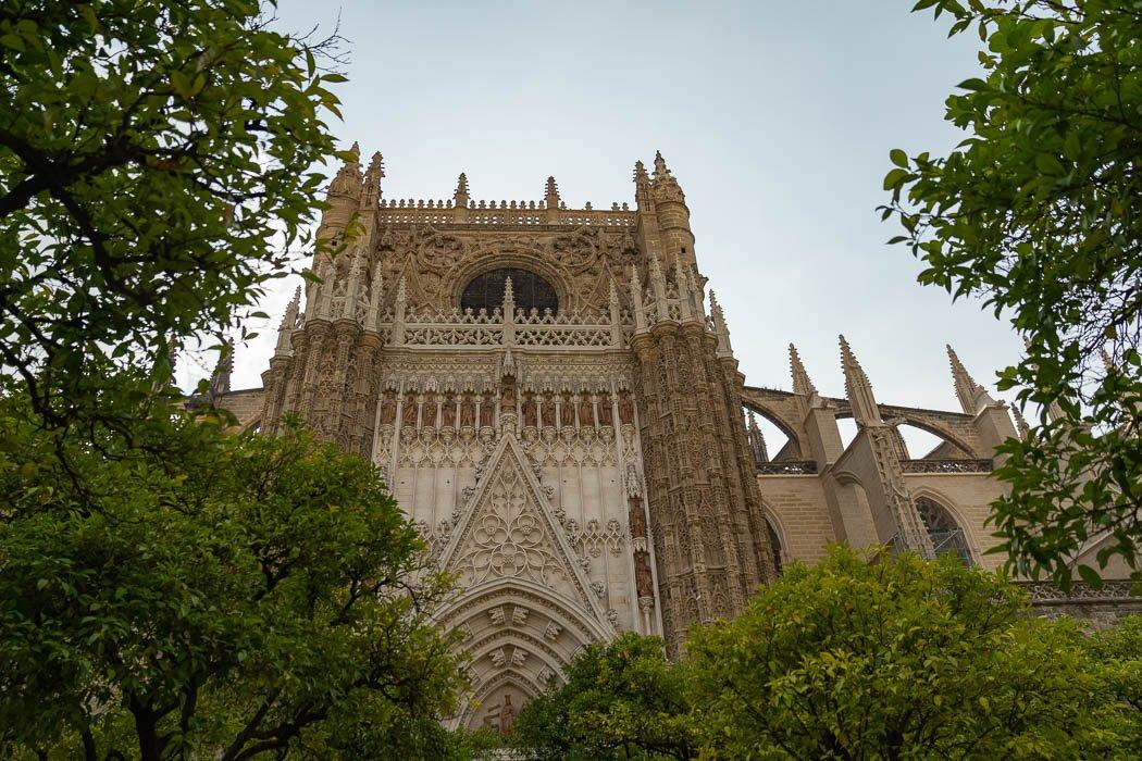 Sevilla Kathedrale