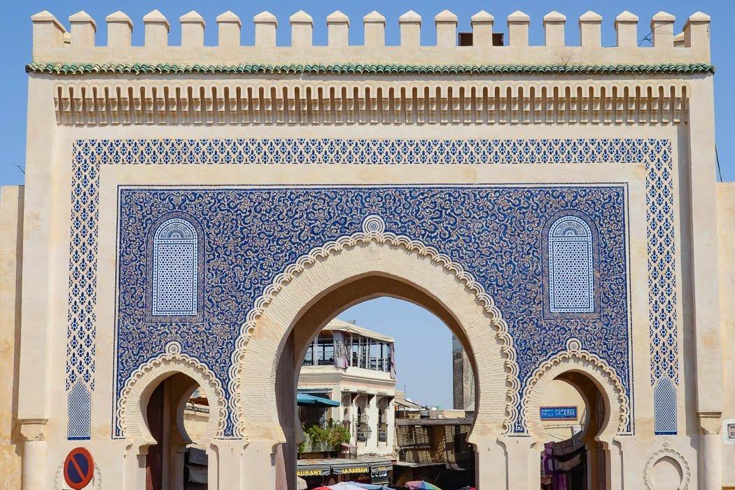 Bab Bou Jeloud
