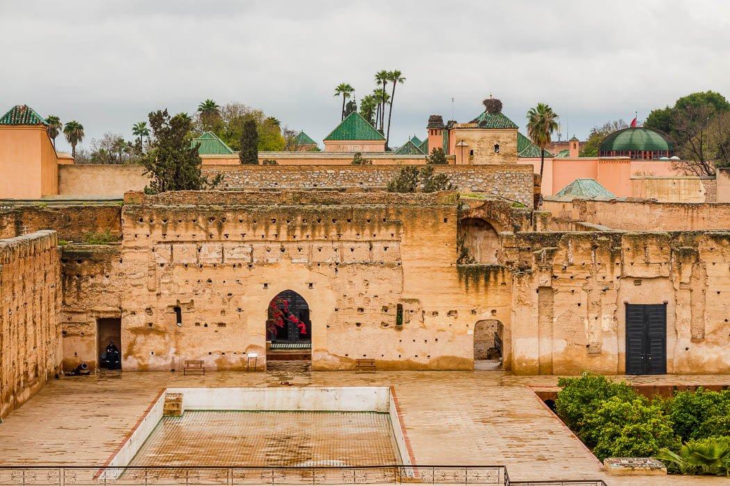 El-Badi-Palast