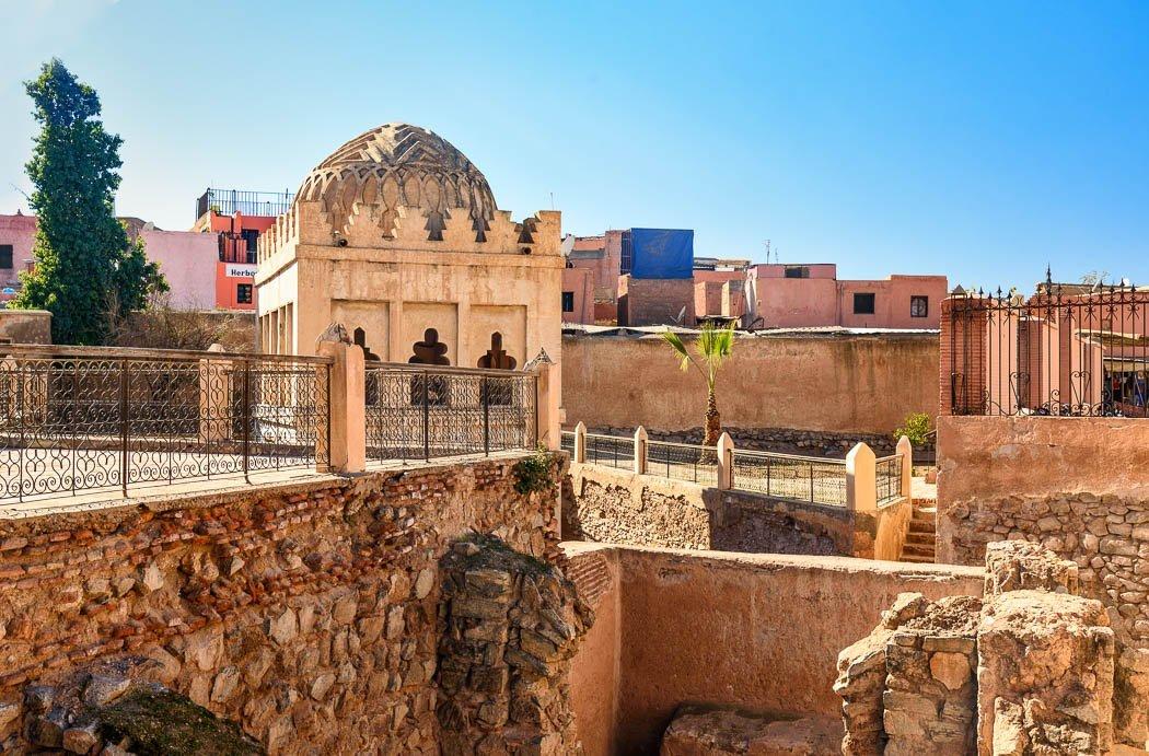 Koubba El-Badiyin