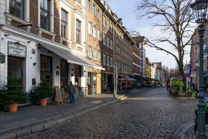 Wo übernachten in Düsseldorf? Stadtteile & Hotelempfehlungen
