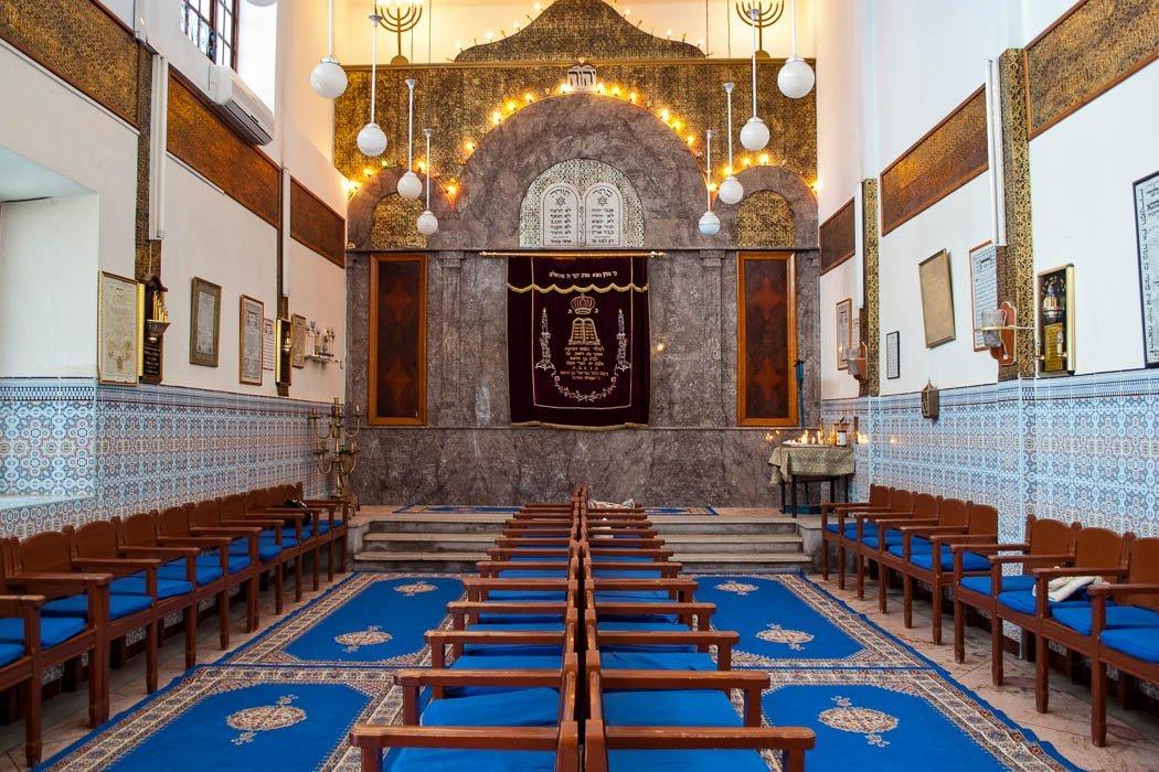 Marrakesch Synagoge
