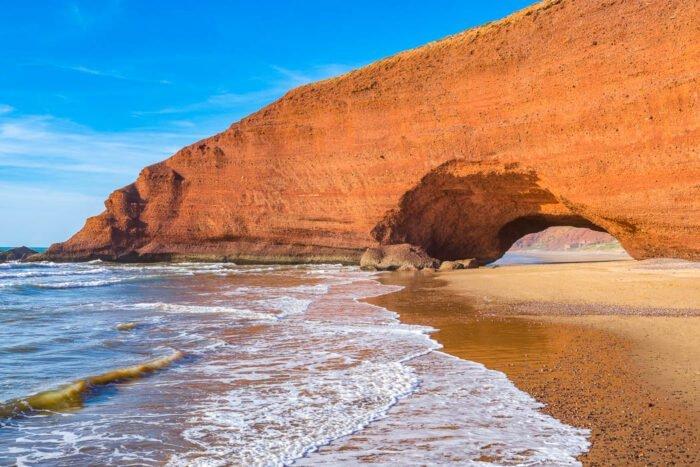 Marokko: Die 11 schönsten Strände und besten Hotels