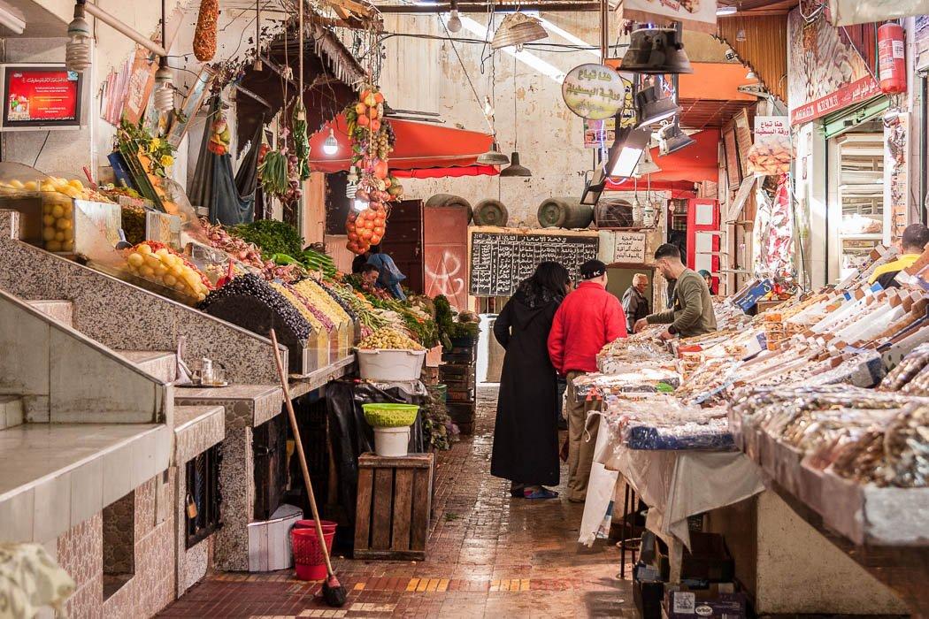 Markthalle Meknés