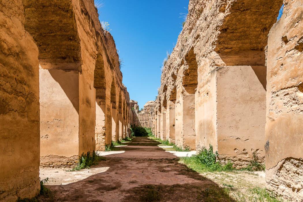 Stallungen in Meknés