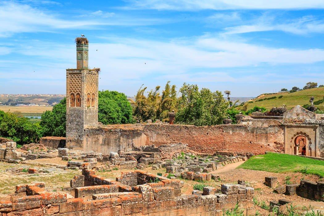 Chellah Ruinen