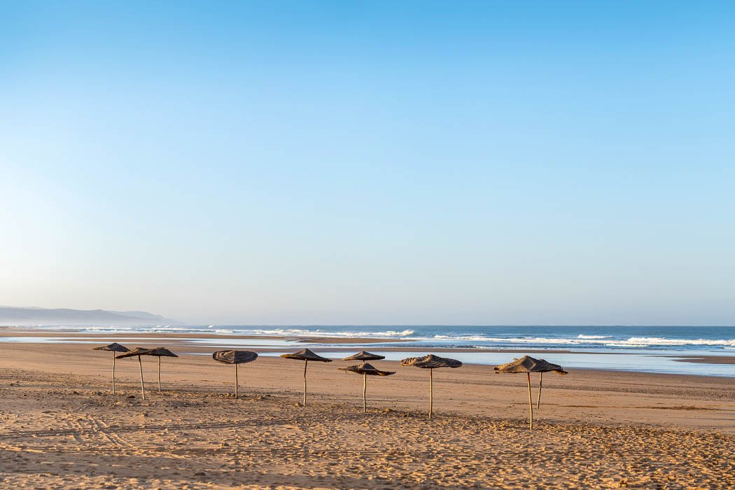 Sidi Kaouki Strand Essaouira