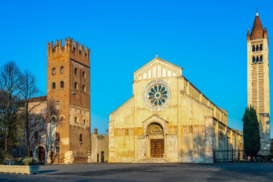 Basilika von Verona
