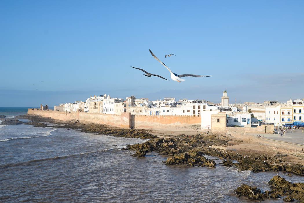 Essaouira Ausblick