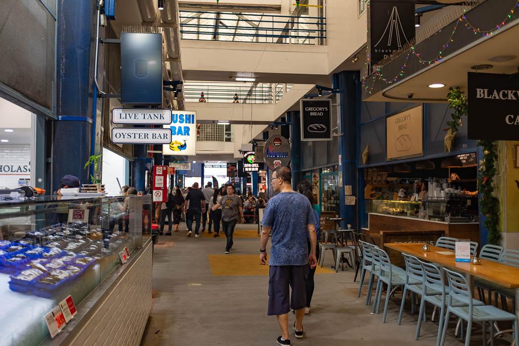 Sydney Fischmarkt