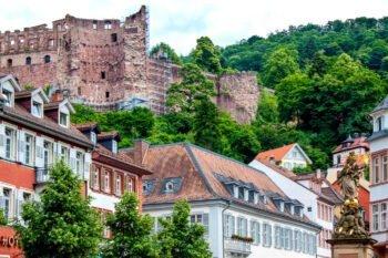 Die schönsten Sehenswürdigkeiten & meine besten Tipps für Heidelberg