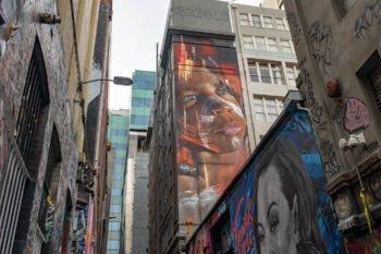 Hosier Lane Streetart