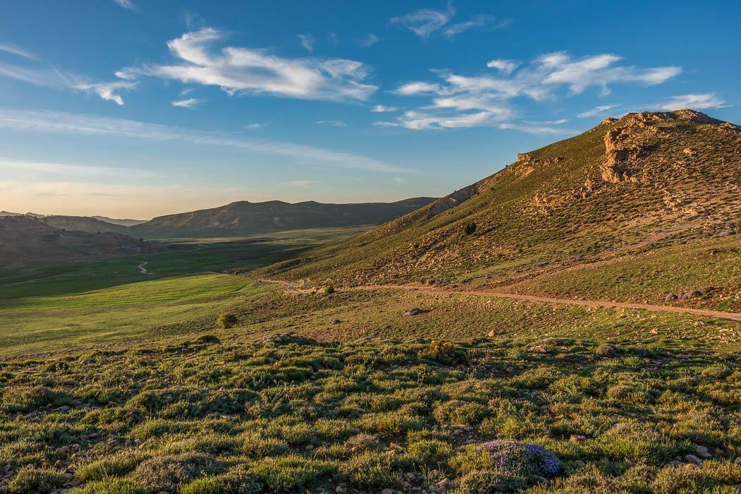 Ifrane Landschaft