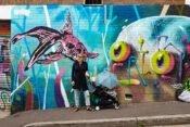 Newtown Streetart