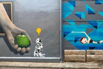 Paddington Streetart