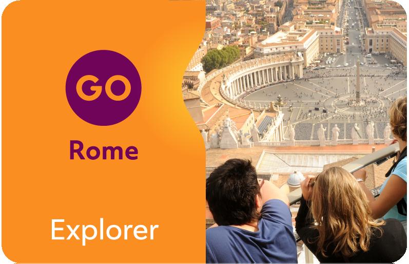 Rome Explorer Pass