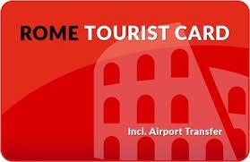 Rome Tourist Card