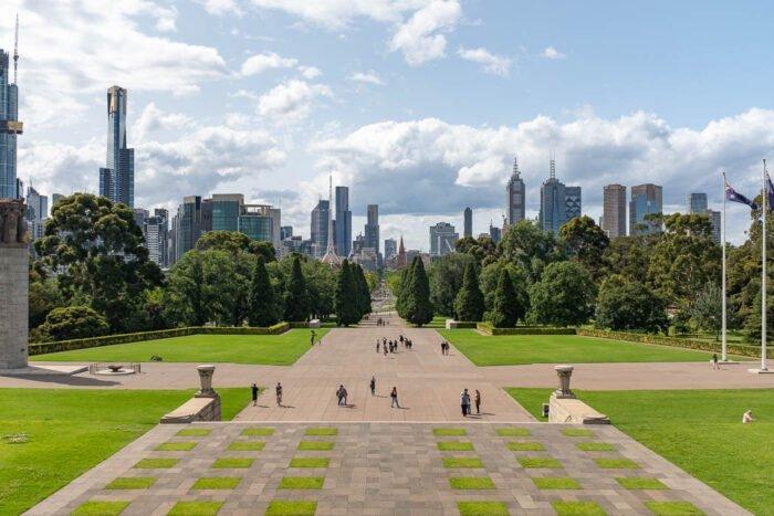 Die 22 schönsten Sehenswürdigkeiten in Melbourne
