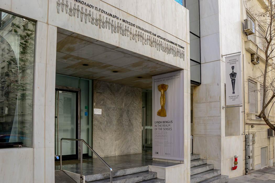 Museum kykladische Kunst