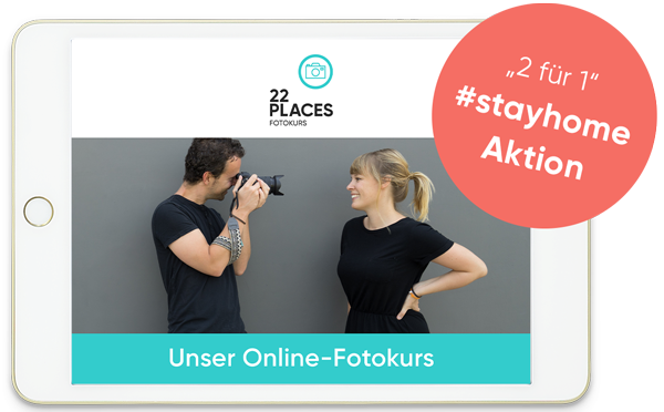 Online Fotokurs Aktion