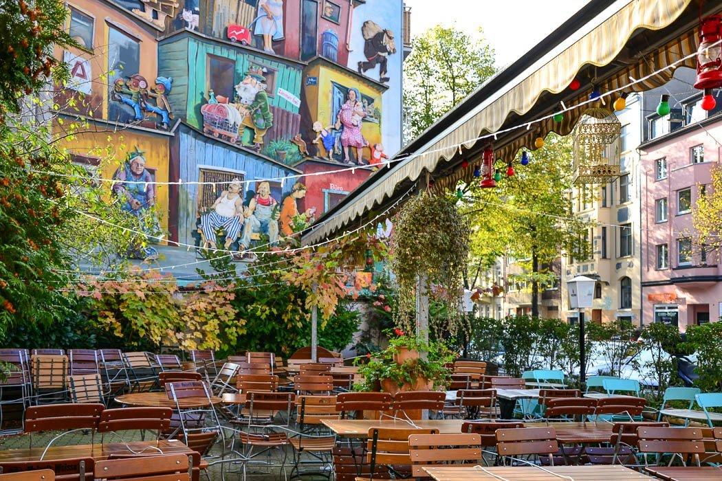 Streetart Café