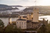 Schloss Stolzenfels in Koblenz