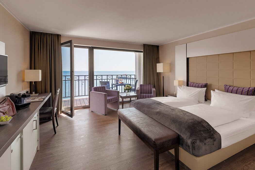 Bayside Hotel Zimmer
